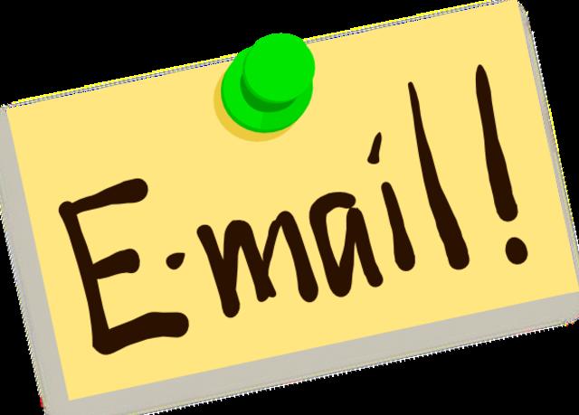 Primeiro e-mail em rede