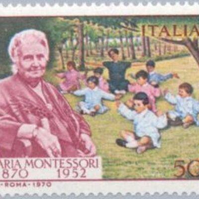 History of Montessori timeline