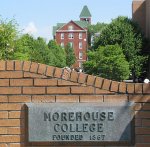 Started at Morehouse College