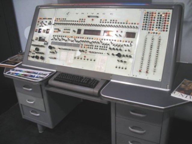 Segunda computadora programable