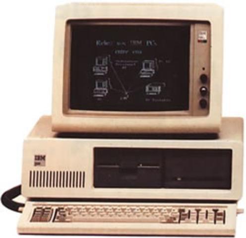 Inicio de la Tercera Generación de computadoras