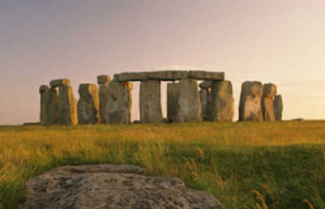 Stonehenge- 2,800 BC