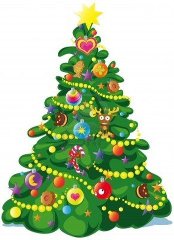 Edward Johnson first put electric lights on a Christmas tree.