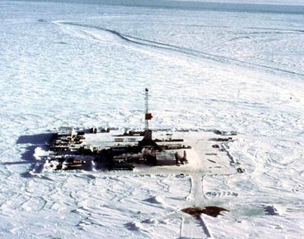 Arctic Drilling Prevented