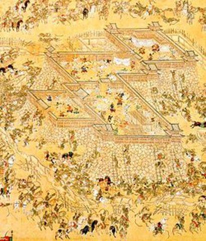Second Japense Invasion of Korea (Jungyu Jaeran)