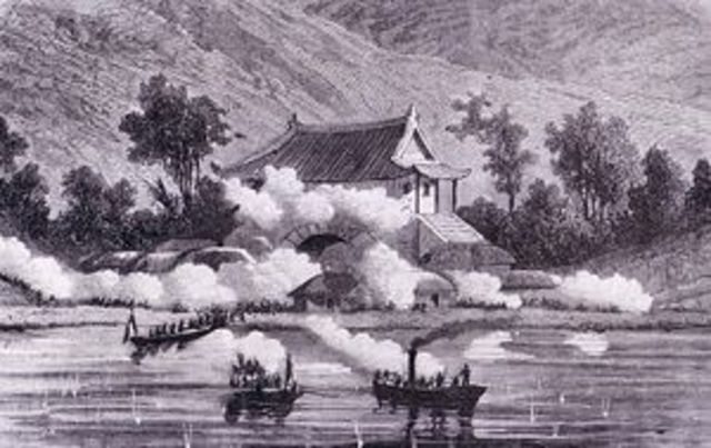 French invasion on Ganghwa Island