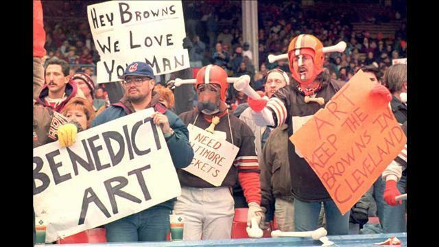 The Browns finish their season