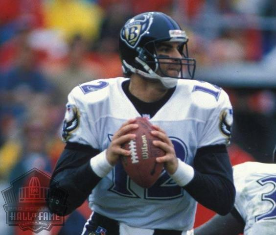 Testaverde and the Pro Bowl