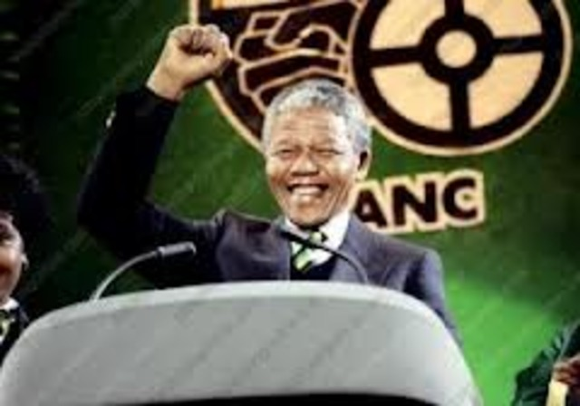 National Party goverment of Nelson Mandela
