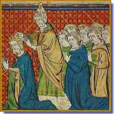 la dinastia merovingia e carolingia timeline