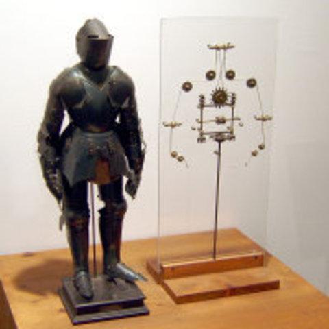 Le chevalier robot de De Vinci