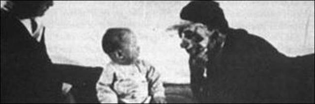 "John Watson and ""Little Albert"""