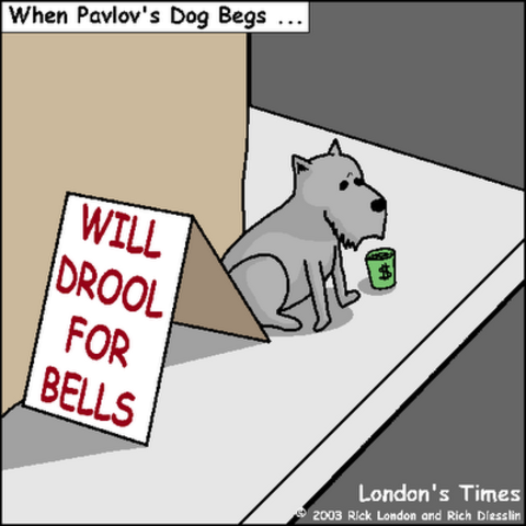 Ivan Pavlov's Dog Salvation Experiment