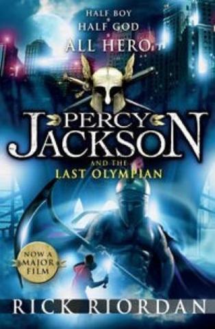 Percy Jackson and the Last Olimpian