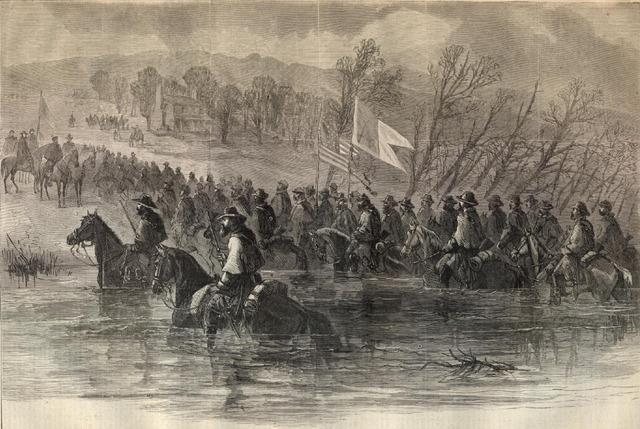 The Battle at Shenandoah