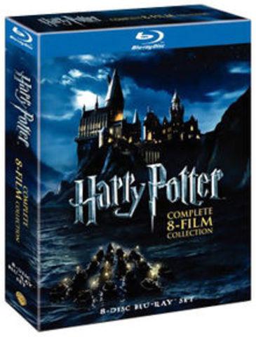 Harry Potter; Best Film Series?