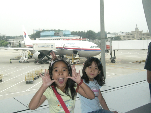 Going back to Malaysia