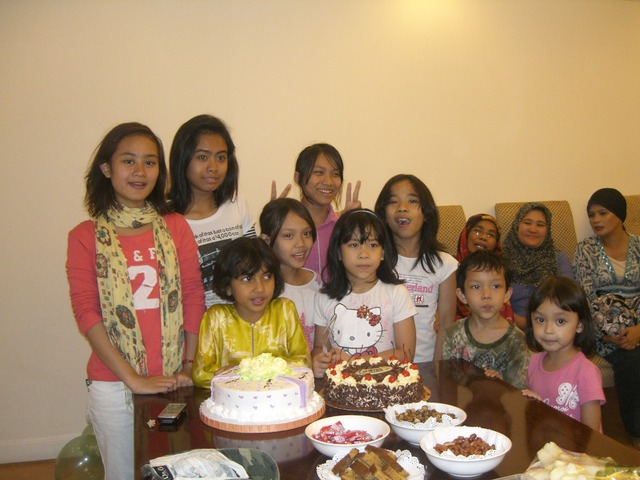 Amisha's 8th Birthday