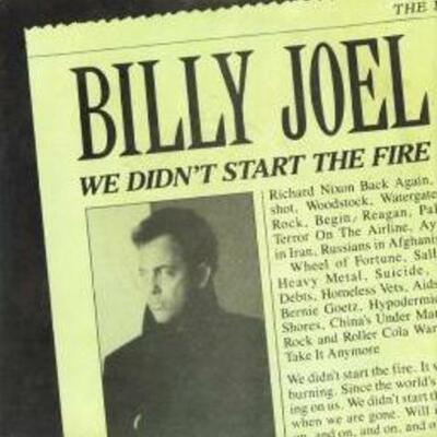 Billy Joel 40 year timeline
