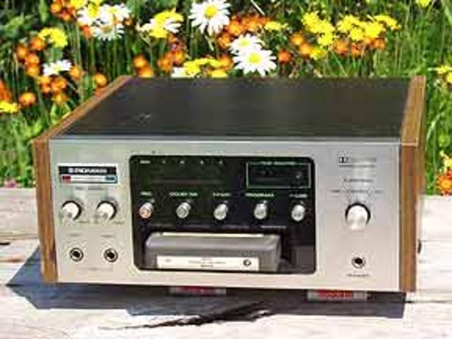 First Cassette Player