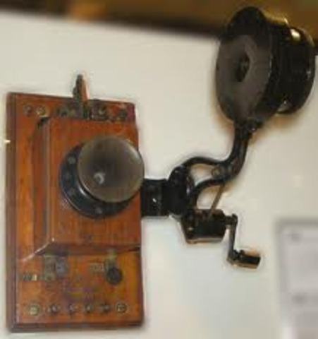 Edison works to improve Bell's telephone
