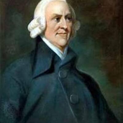 Adam Smith timeline