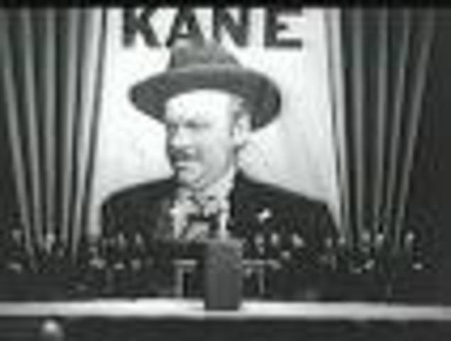 RKO Pictures releases Citizen Kane