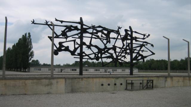 Nazi's establish first concentration camp.