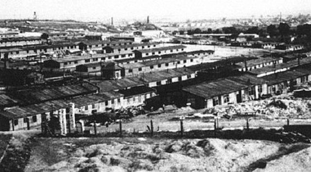 The first concentration camp is Established in Germany