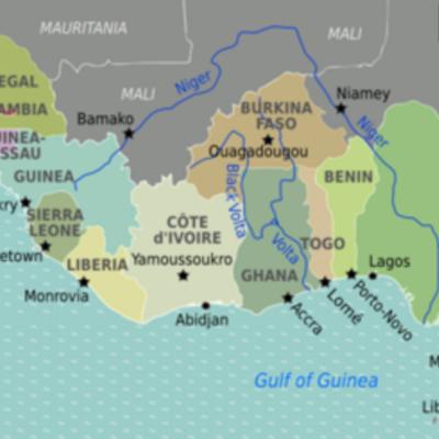 Karun Period 5 West African Empires timeline