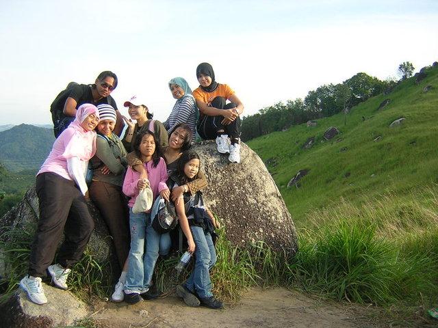 Going to Bukit Broga