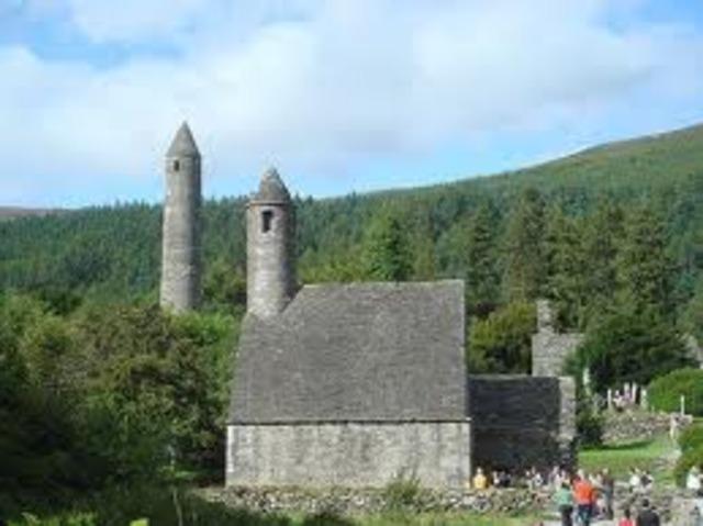 Monasteries in Britian