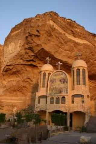 Monasteries in Egypt