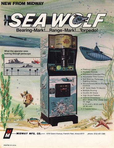 Sea Wolf - Multiple