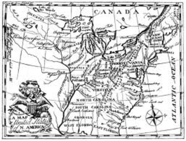 Land ordanance of 1785