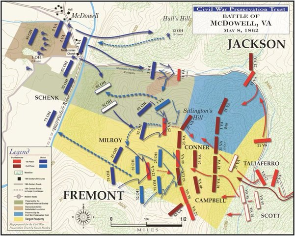 Battle of McDowell