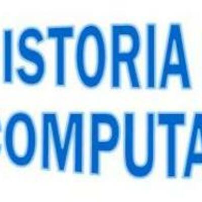 Hechos Importantes de la Historia de la Computación  timeline