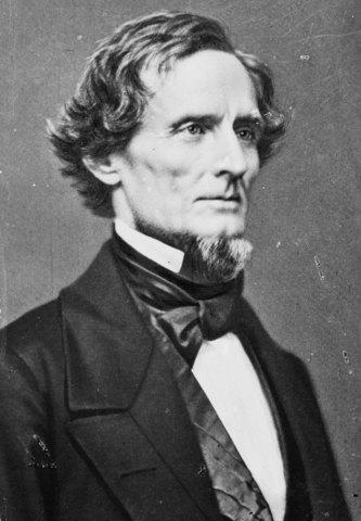 Jefferson Davis-President of CSA