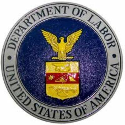 U.S. Department of Labor timeline