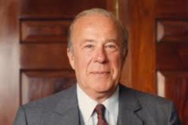 George P, Shultz