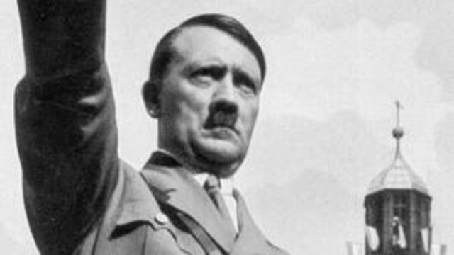 Hitler declares himself president
