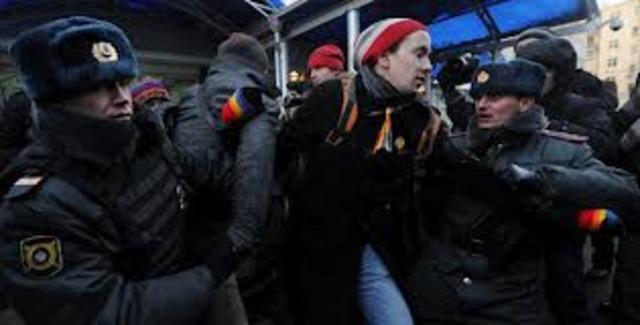 Arrest of Homosexuals