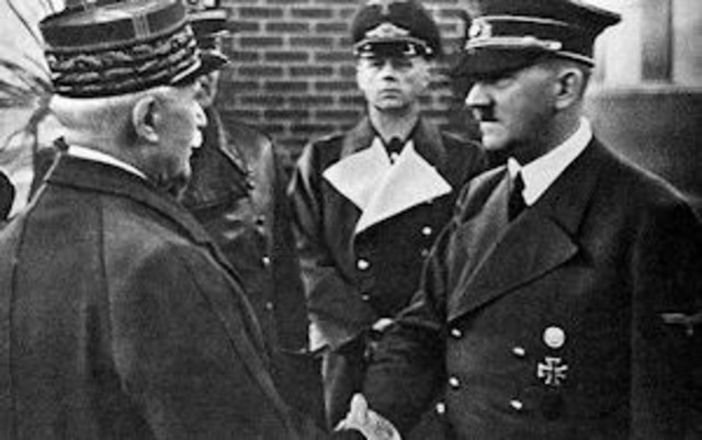 Anti-Jewish laws are passed by France's Vichy Government.