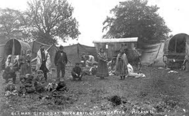 German Gypsies
