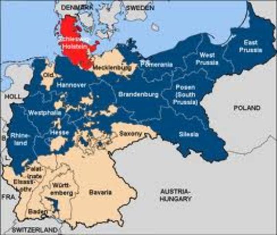 The Saar region is annexed by Germany