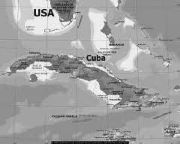 Cuba and the United States...