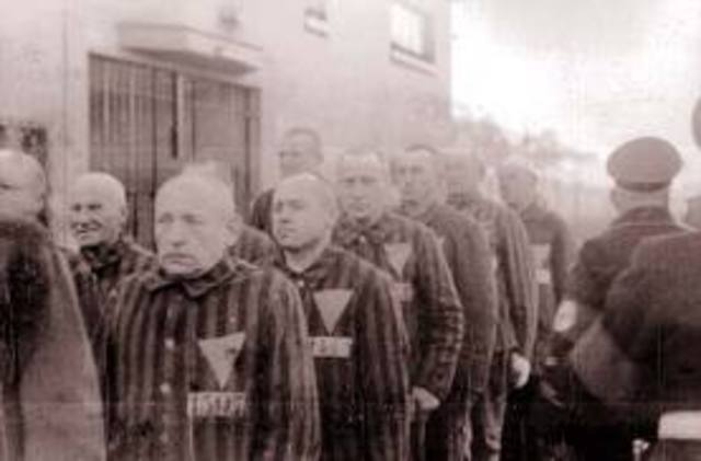 Homsexuals Arrested throught Germany