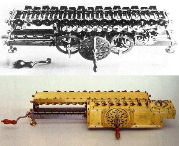 Máquina de calcular de Leibniz