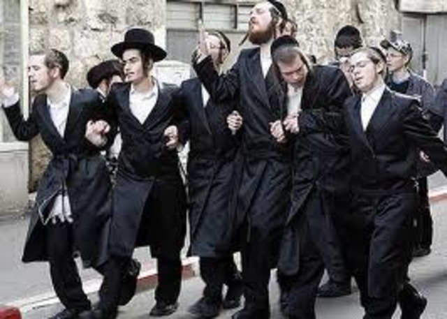 Jews prohibited
