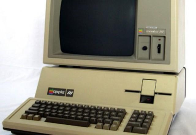 1980 – Apple III.
